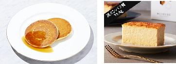 マッスルデリチーズケーキ・パンケーキ