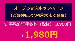 ファストSIM-WiFiオープン記念キャンペーン