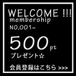 Nestデザイン新規会員登録ポイント
